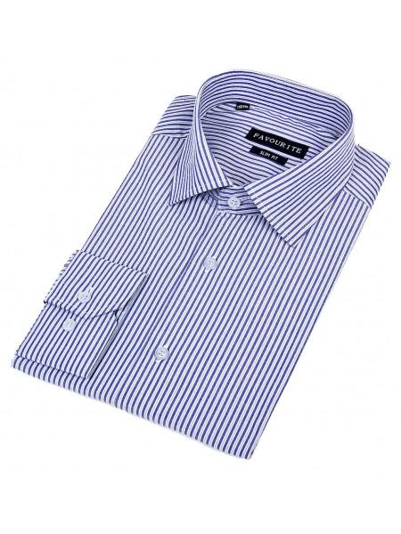 Мужская приталенная рубашка Favourite R204163_FAV