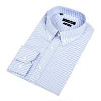 Мужская классическая рубашка LAVISHY LA203002_LAV