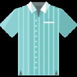 Мужские приталенные рубашки с коротким рукавом